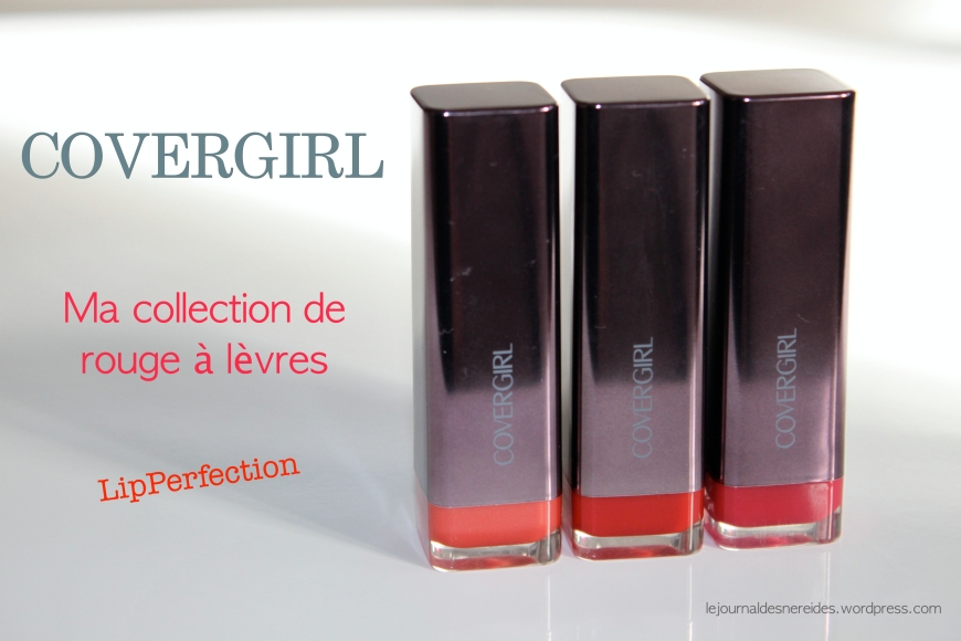 covergirl couverture