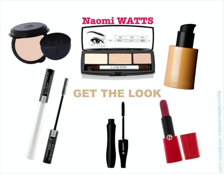 Makeup Naomi WATTS