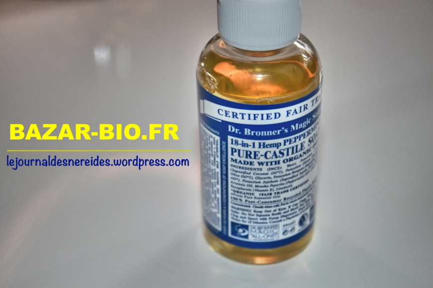 DR BRONNER SOAP REVIEW