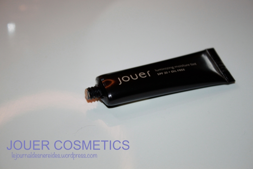 JOUER MOISTURE TINT PEARL SWATCH
