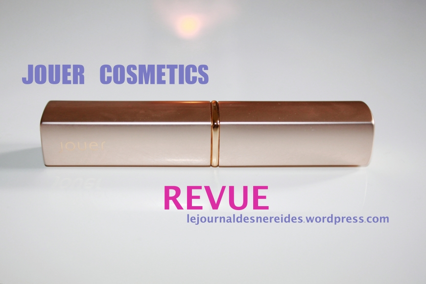 JOUER COSMETICS AGE REPAIRING BRIGHTENER REVIEW