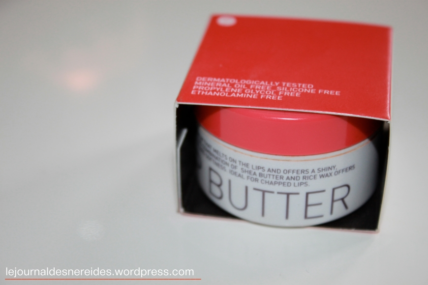 KORRES LIP BUTTER PROMEGRANATE
