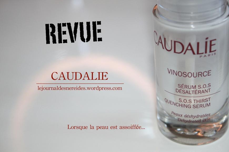CAUDALIE REVUE JOURNAL NEREIDES