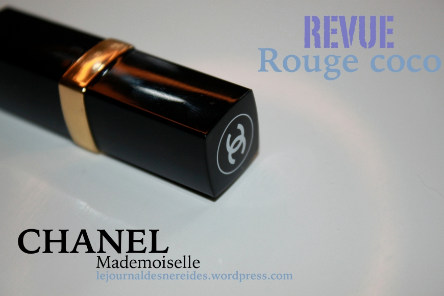 CHANEL LIPSTICK ROUGE COCO REVIEW