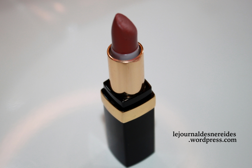 CHANEL ROUGE A LEVRES MADEMOISELLE