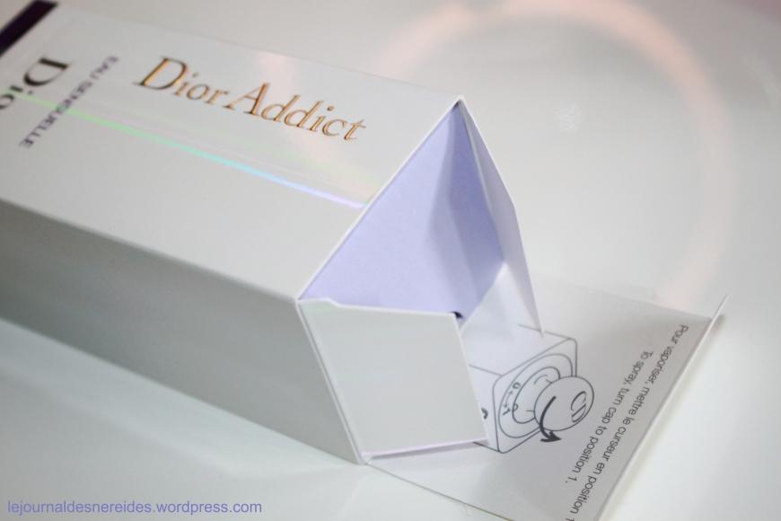 DIOR Dior Addict Eau sensuelle revue avis