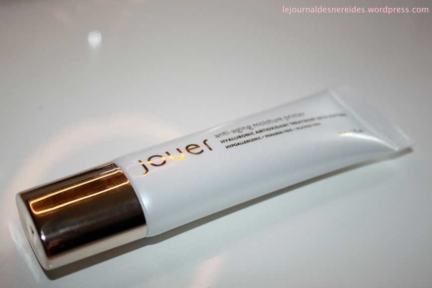 JOUER COSMETICS ANTI-AGEING PRIMER REVIEW