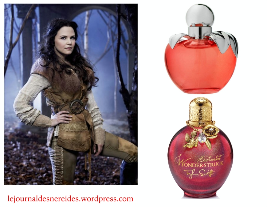 SNOW WHITE ONCE UPON A TIME FRAGRANCE