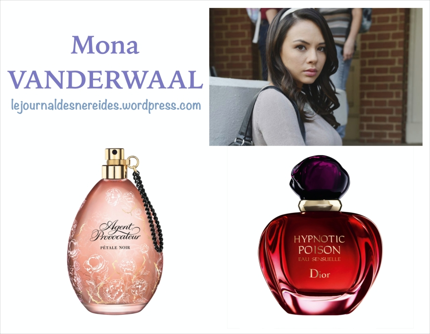 PRETTY LITTLE LIARS MONA PARFUM FRAGRANCE