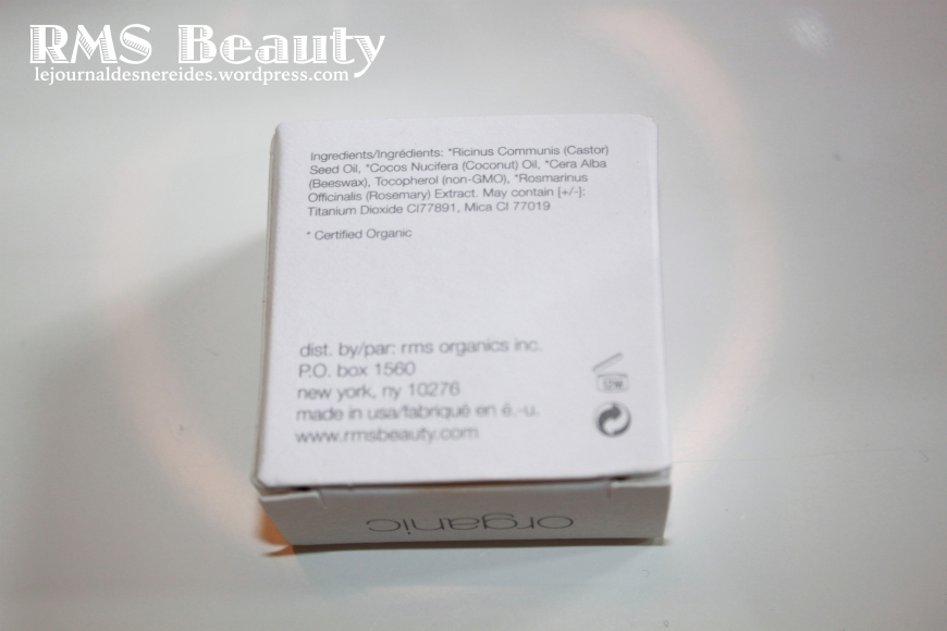 RMS BEAUTY LIVING LUMINIZER REVIEW