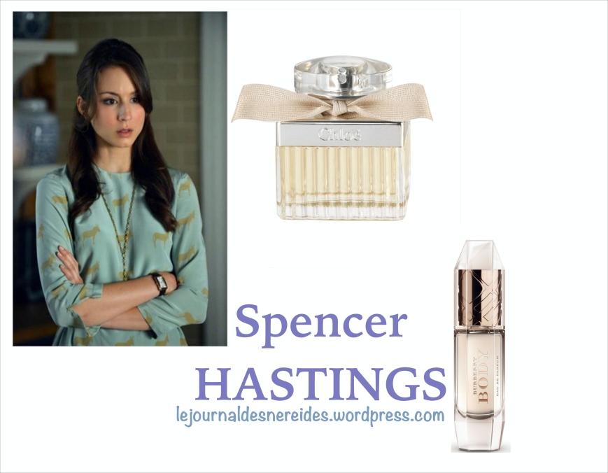 Pretty Little Liars Spencer Hastings Parfum FRAGRANCE