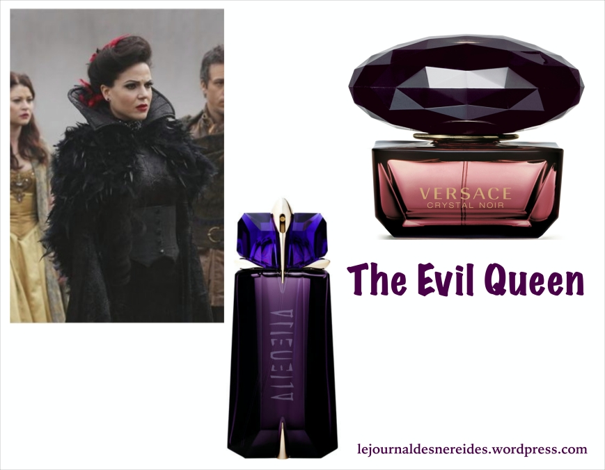 THE EVIL QUEEN ONCE UPON A TIME FRAGRANCE