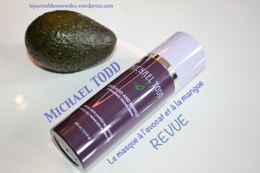 MICHAEL TODD AVOCADO MASK REVIEW