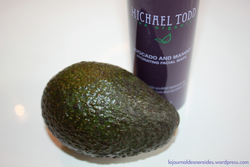MICHAEL TODD AVOCADO AND MANGUO MASK REVIEW
