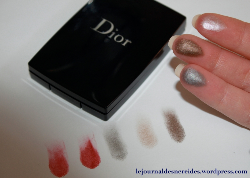 DIOR EYESHADOW 699 732 059 SWATCHES