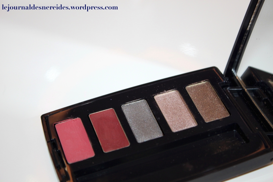 PALETTE DIOR lipsticks 361 759 eyeshadows 059 699 732 swatches