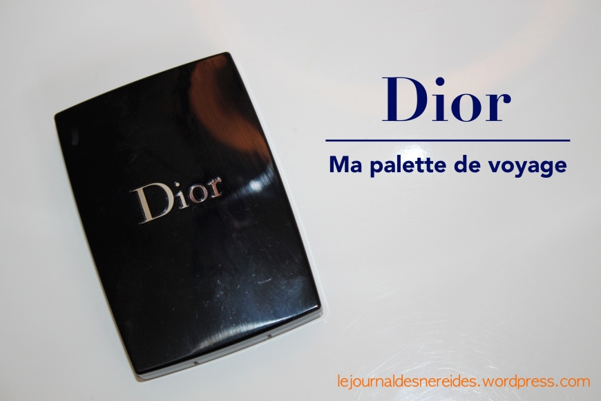 PALETTE DIOR EYESHADOWS LIPSTICKS