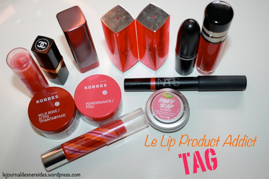 TAG LIP PRODUCT ADDICT