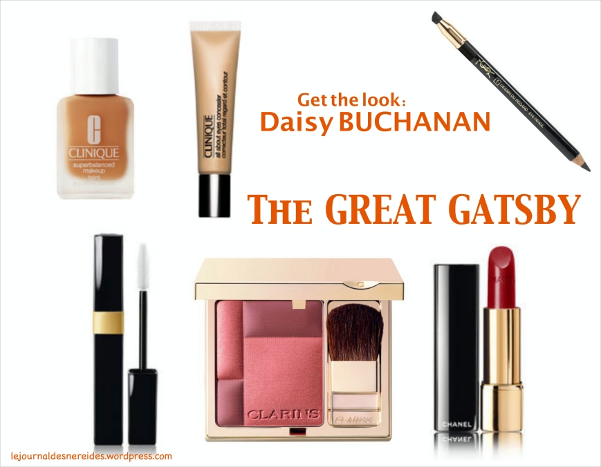 THE GREAT GATSBY GET THE LOOK Makeup