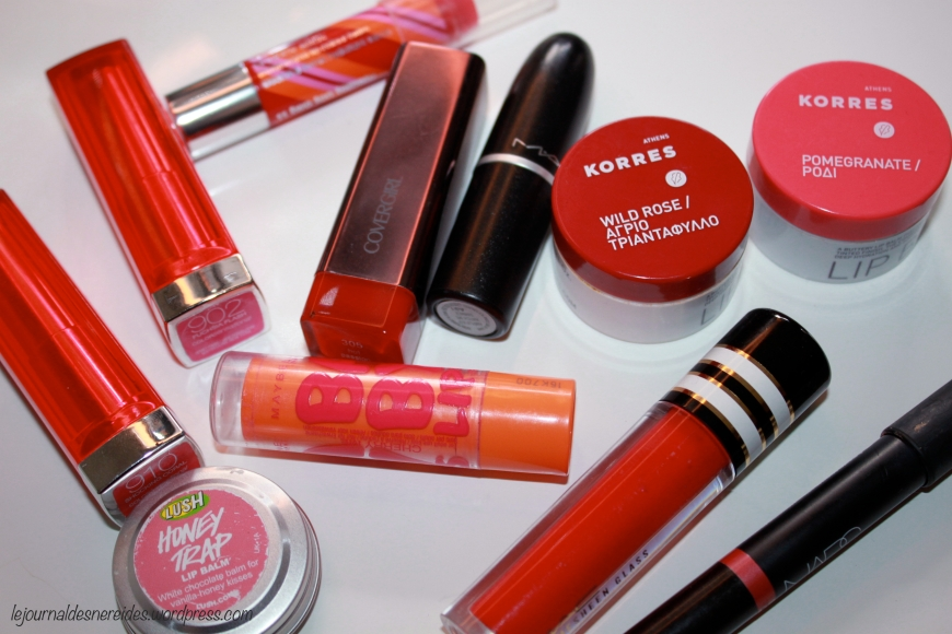 THE LIP PRODUCT ADDICT LE JOURNAL DES NEREIDES