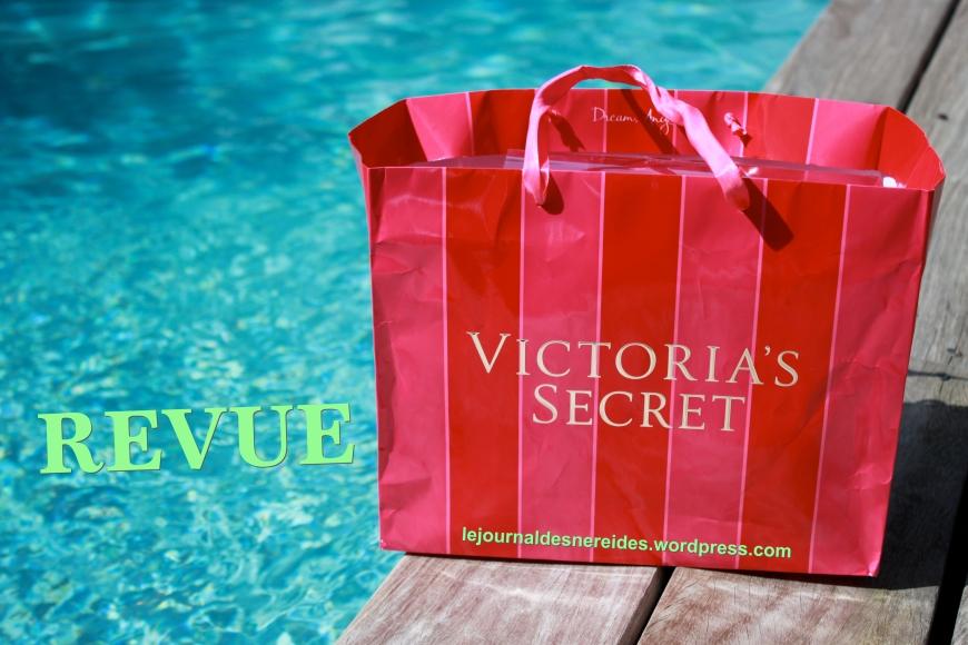 Victoria's Secret Porduit pour le corps revue avis