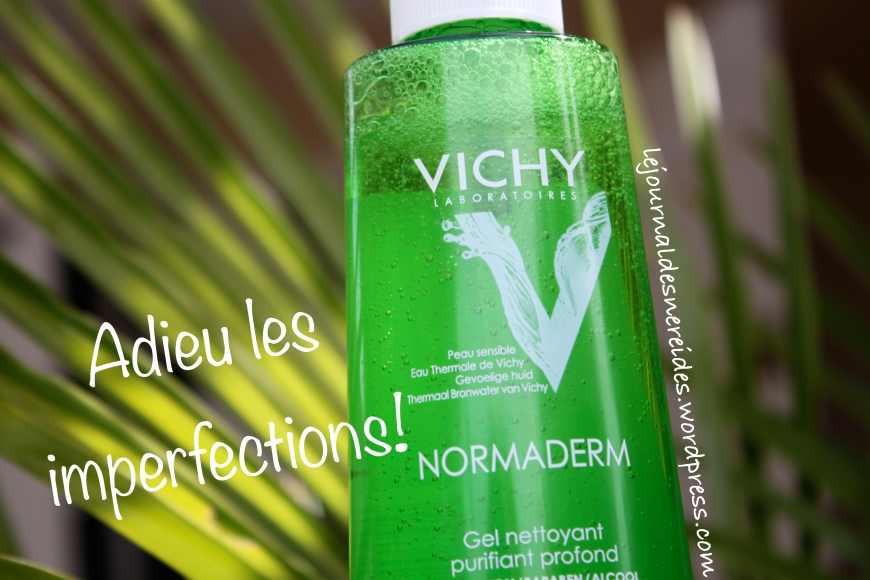 VICHY NORMADERM GEL NETTOYANY PURIFIANT