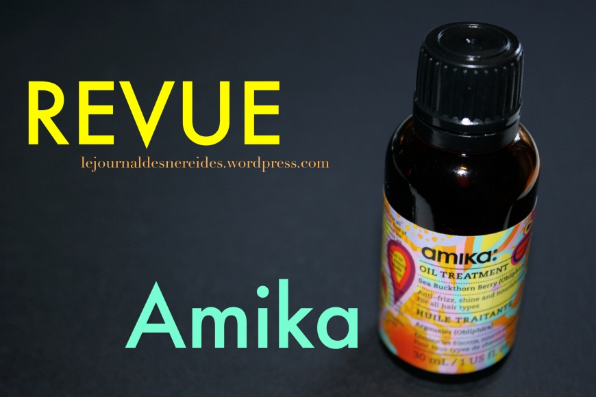 Amika Review Avis
