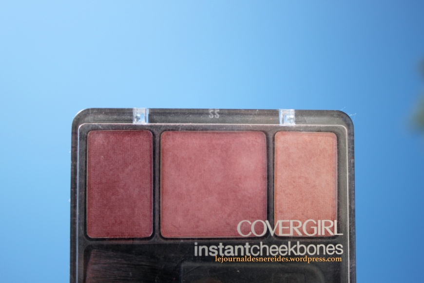 COVERGIRL BLUSH REVIEW