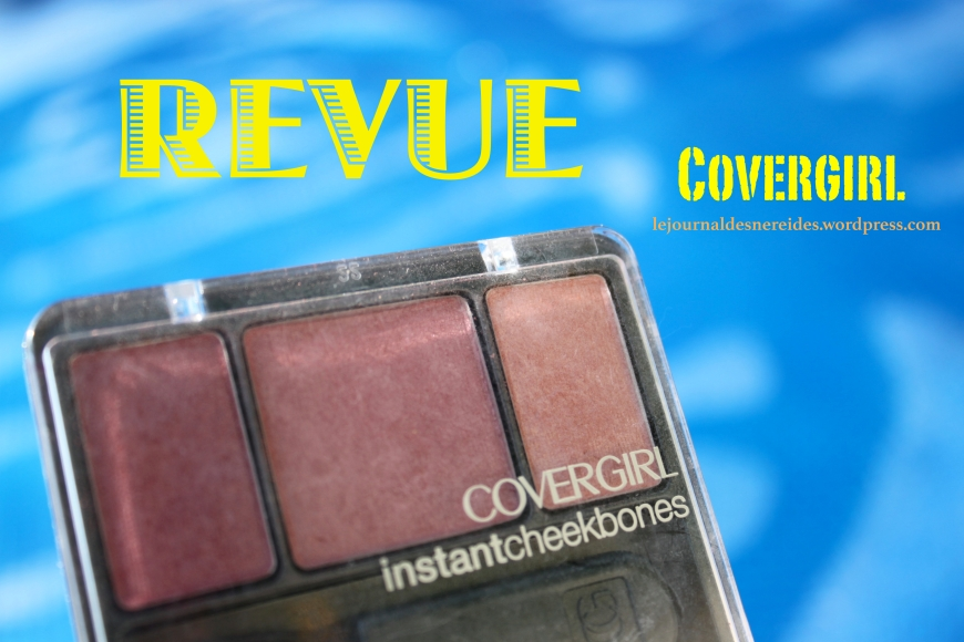 COVERGIRL INSTANT CHEEK BONES REVIEW