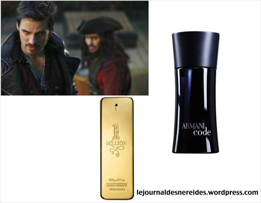PARFUMS HOOK ONCE UPON A TIME