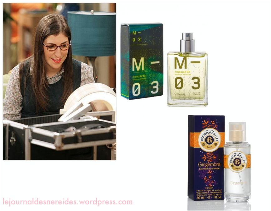 THE BIG BANG THEORY EMMY PARFUM