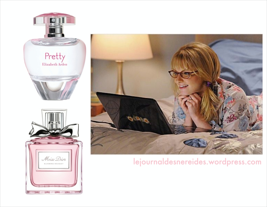 THE BIG BANG THEORY PARFUM BERNADETTE