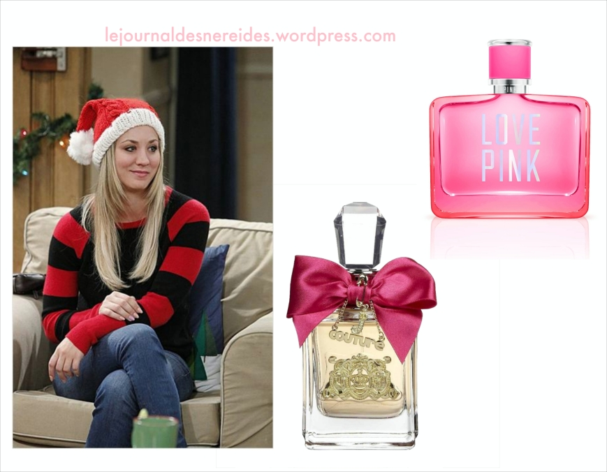 THE BIG BANG THEORY PARFUM PENNY