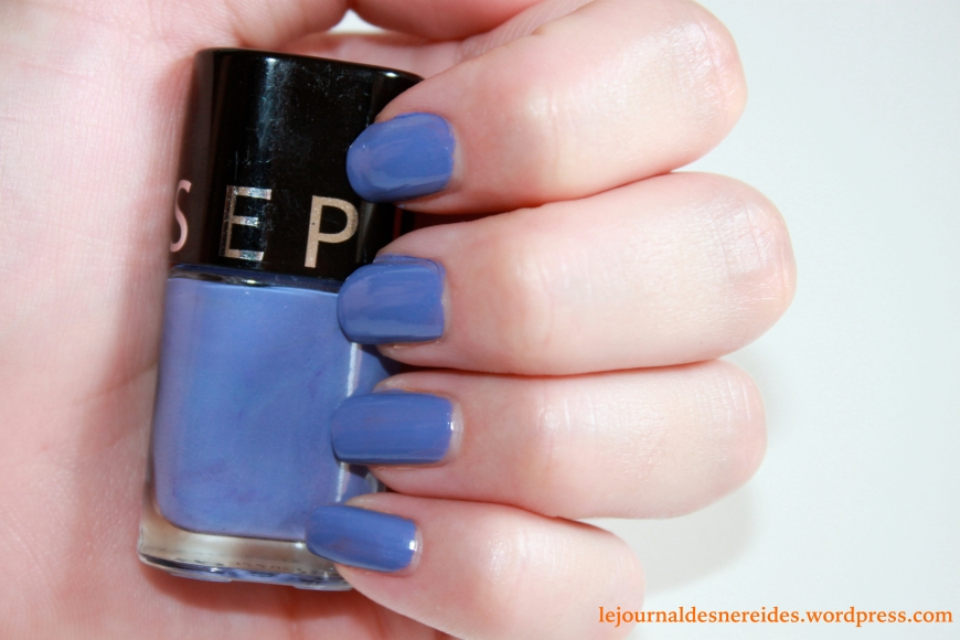 VERNIS A ONGLES SEPHORA SWATCH