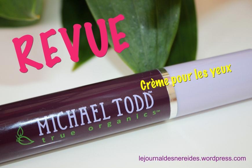 MICHAEL TODD CONTOUR DES YEUX AVIS