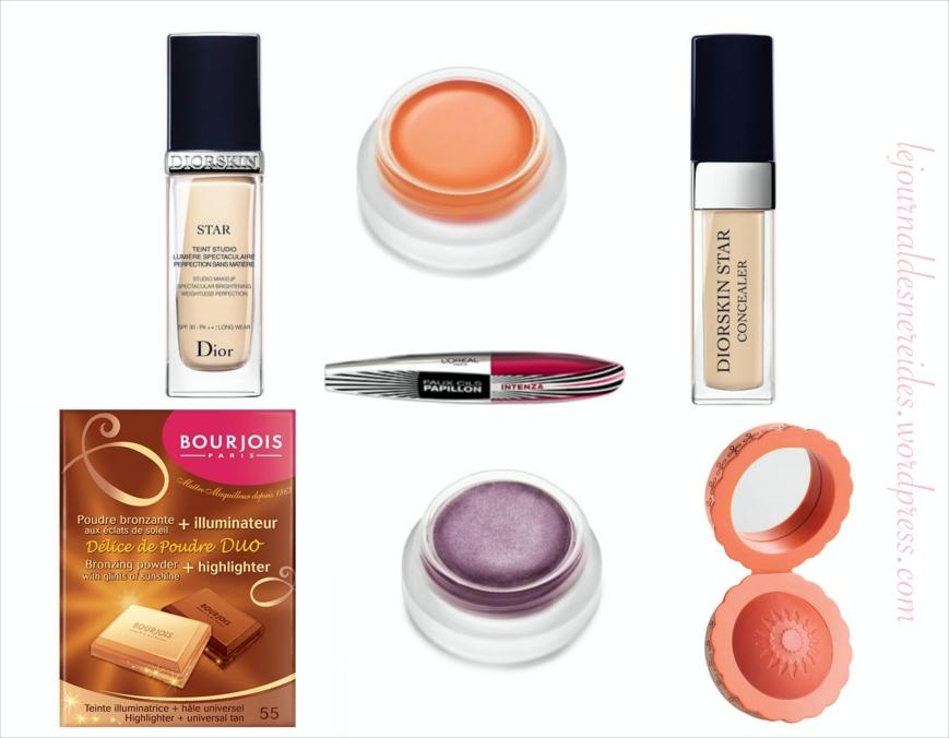 Nouveauté Maquillage Automne 2014 Le journal des nereides